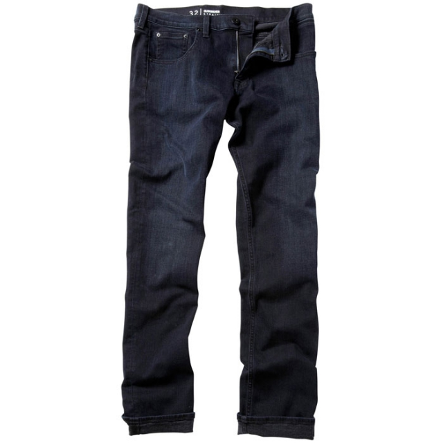 "Quiksilver - Revolver Jeans-32"" Mens - Midnight Blue 34"