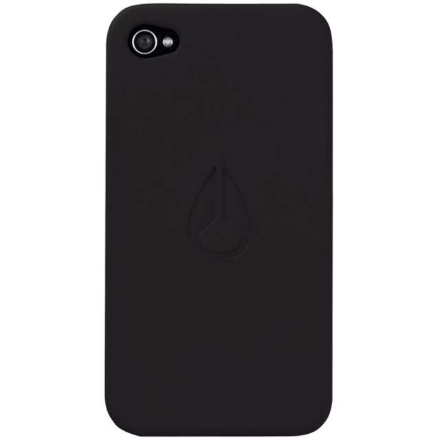 Nixon - Matte Jacket Iphone 4 Case - Black
