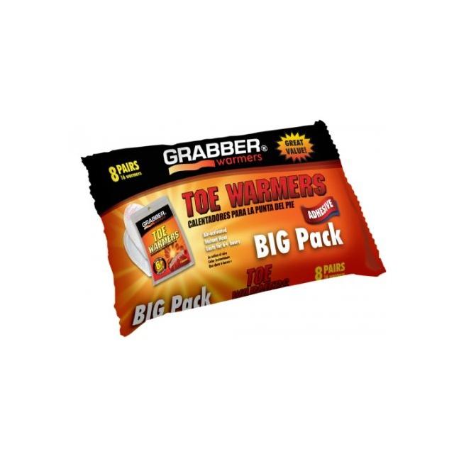 Grabber - Toe Warmers - 8 pack