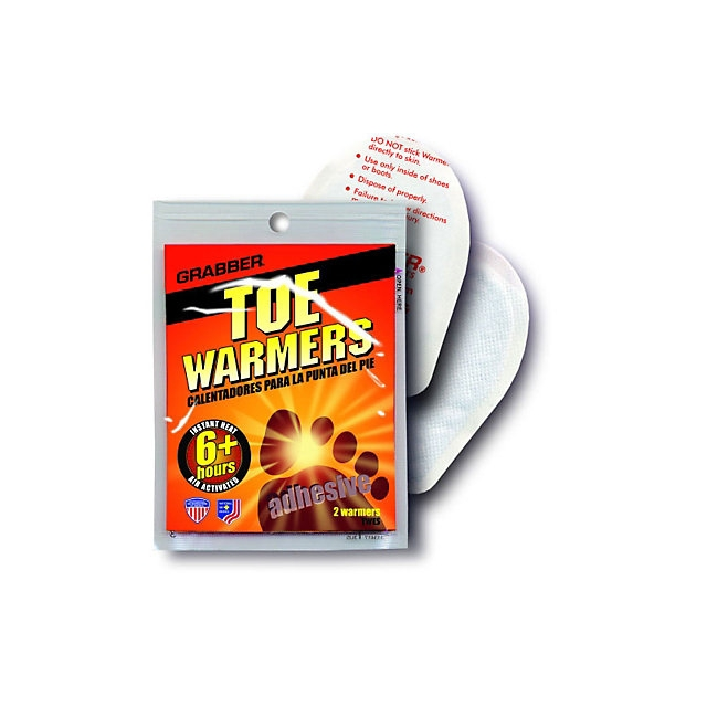 Grabber - Toe Warmers 8-Pack