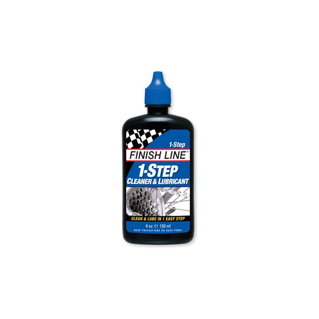 Finish Line - 1-Step Cleaner And Lubricant (4-Ounce Bottle)