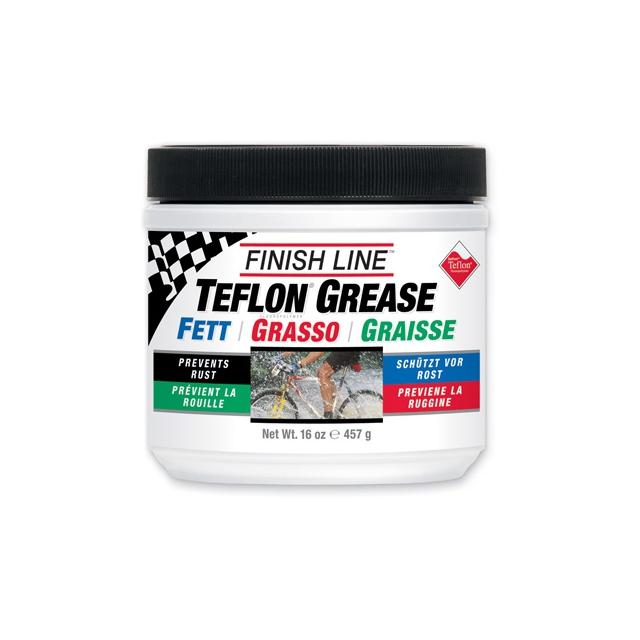 Finish Line - Premium Grease With Teflon (1-Pound Tub)