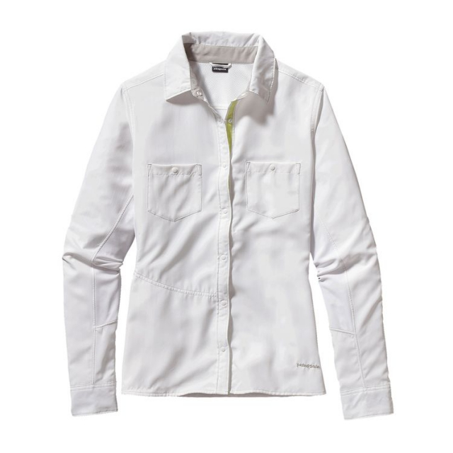 Patagonia - Women's L/S Sol Patrol Shirt