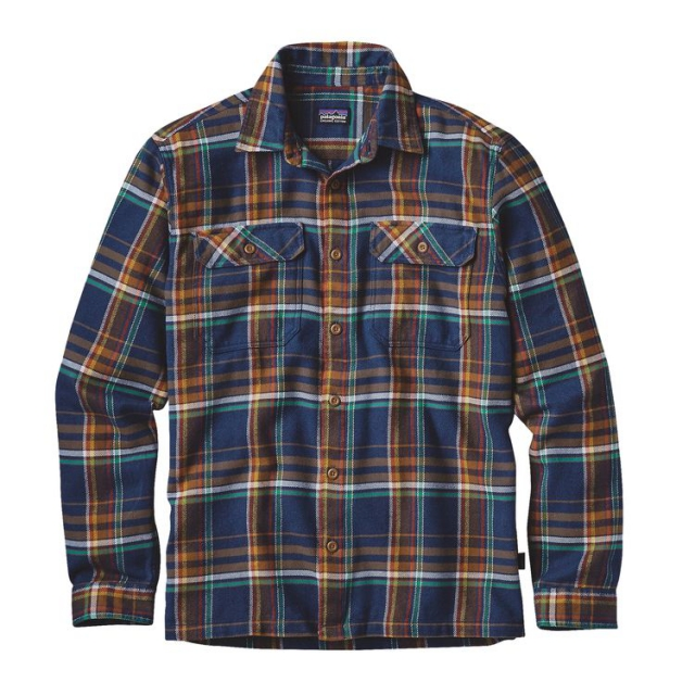 Patagonia - Men's L/S Fjord Flannel Shirt