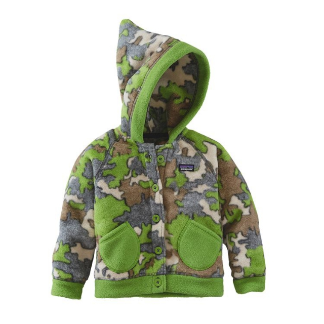 Patagonia - Baby Swirly Top Jacket