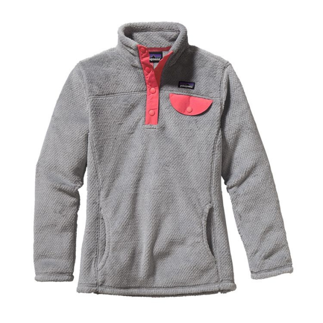 Patagonia - Girls' Re-Tool Snap-T Pullover