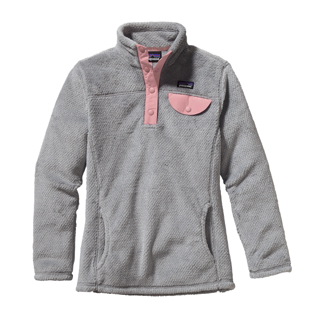 Patagonia - Girls' Re-Tool Snap-T P/O
