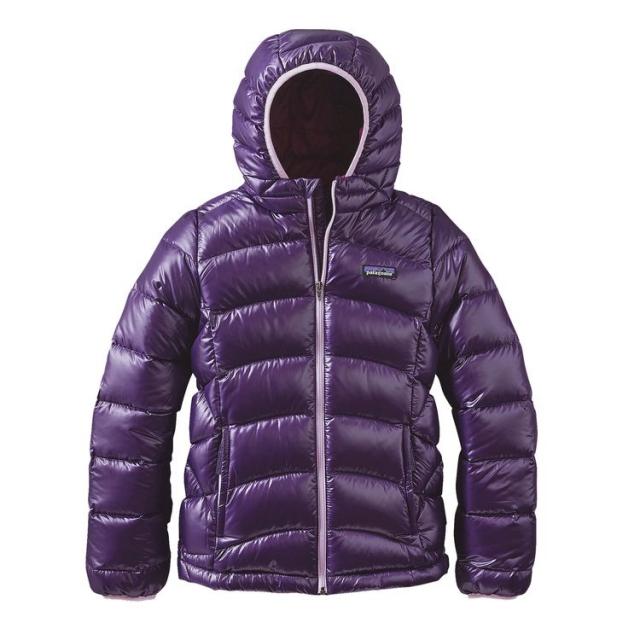 Patagonia - Girls' Hi-Loft Down Sweater Hoody