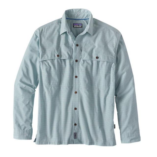 Patagonia - Men's L/S Island Hopper II Shirt