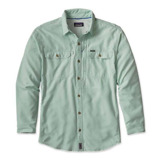 Patagonia - Men's L/S Sol Patrol II Shirt