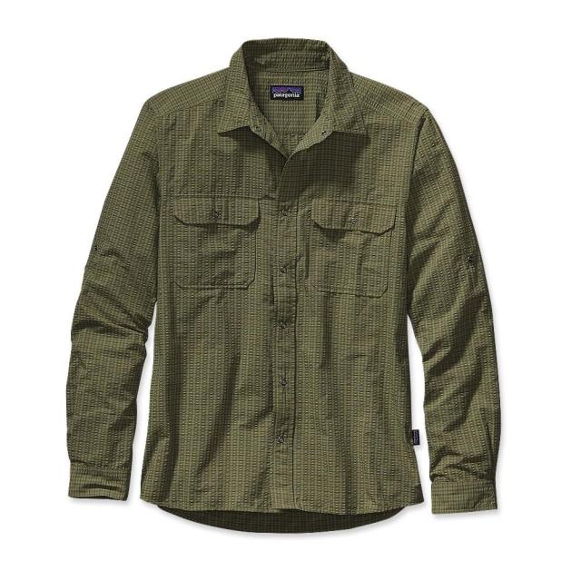 Patagonia - Men's L/S El Ray Shirt