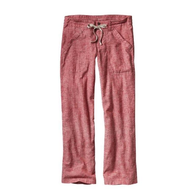 Patagonia - Women's Island Hemp Pants - Reg