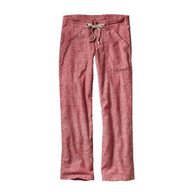 Patagonia - Women's Island Hemp Pants- Long