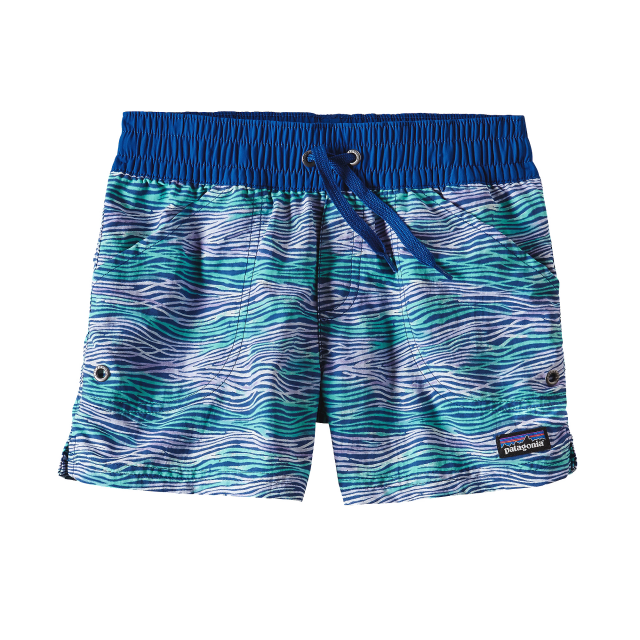 Patagonia - Girls' Costa Rica Baggies Shorts
