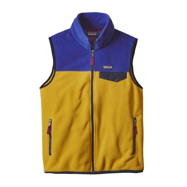 Patagonia - Men's Lightweight Synchilla Snap-T Vest