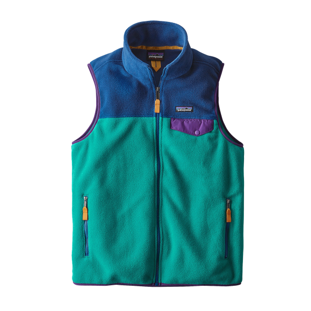 Patagonia - Men's LW Synch Snap-T Vest