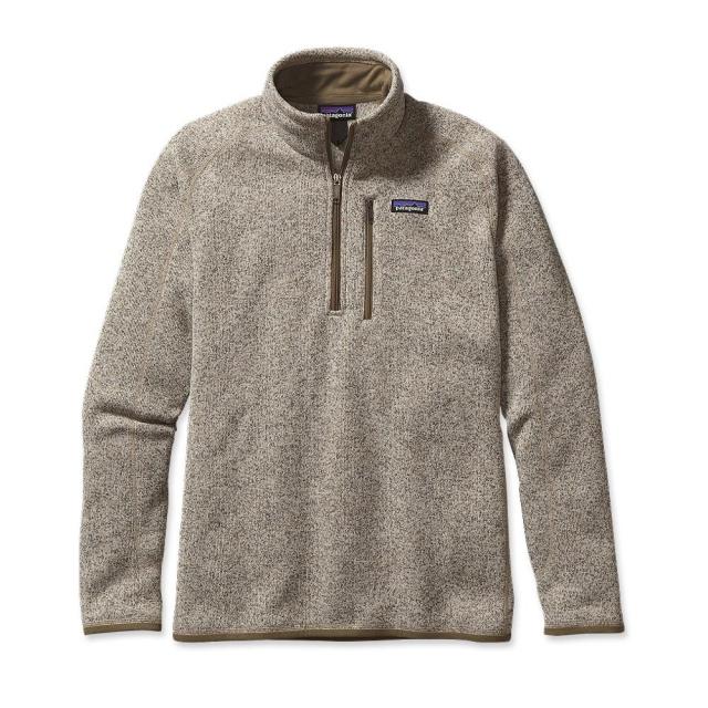 Patagonia - Men's Better Sweater 1/4 Zip