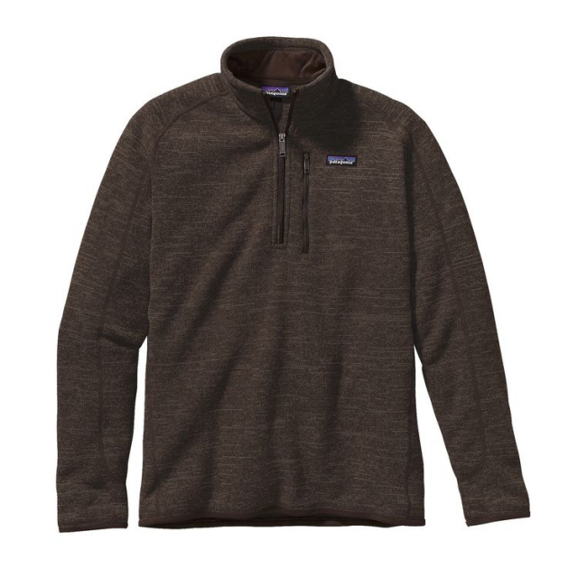 Patagonia - Men's Better Sweater 1/4 Zip