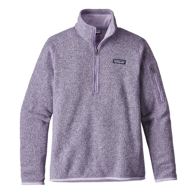 Patagonia - Women's Better Sweater 1/4 Zip