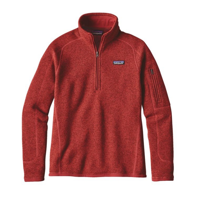 Patagonia - Women's Better Sweater 1/4 Zip