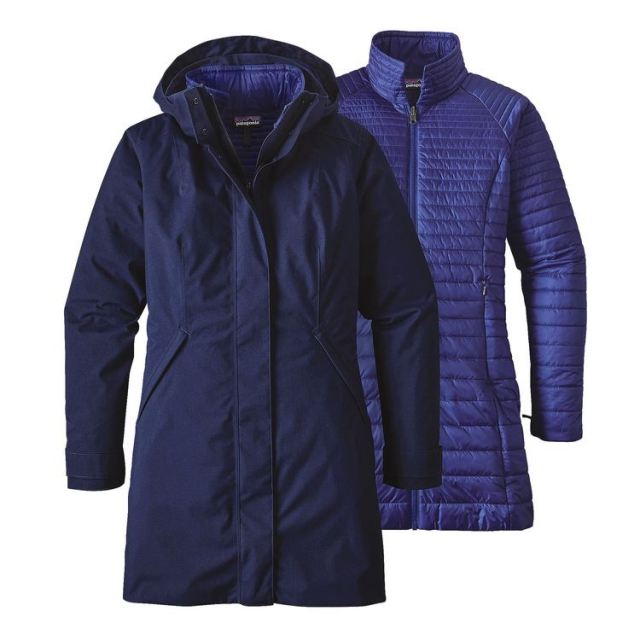 Patagonia - Women's Vosque 3-in-1 Parka