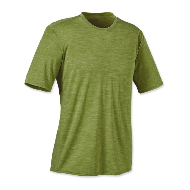 Patagonia - Men's Merino Daily T-Shirt