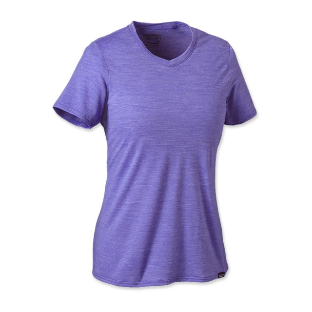 Patagonia - Women's Merino Daily V-Neck T-Shirt