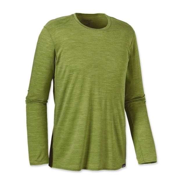 Patagonia - Men's L/S Merino Daily T-Shirt