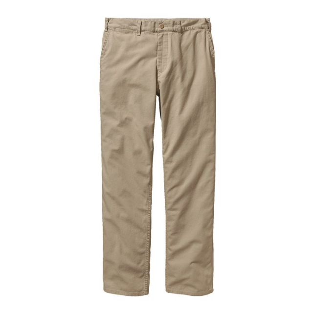 Patagonia - Men's Regular Fit Duck Pants - Reg