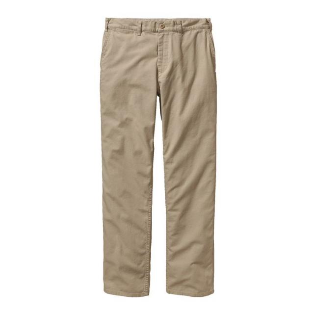 Patagonia - Men's Regular Fit Duck Pants - Long
