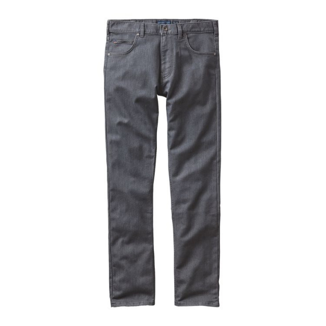 Patagonia - Men's Performance Straight Fit Jeans - Long