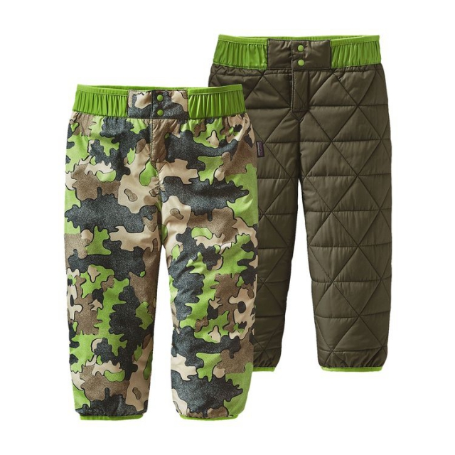 Patagonia - Baby Reversible Puff-Ball Pants