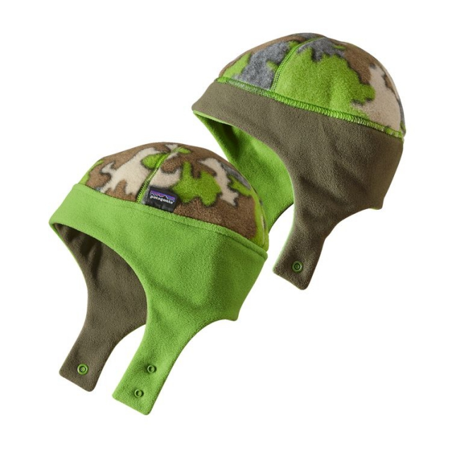 Patagonia - Baby Reversible Synchilla Hat
