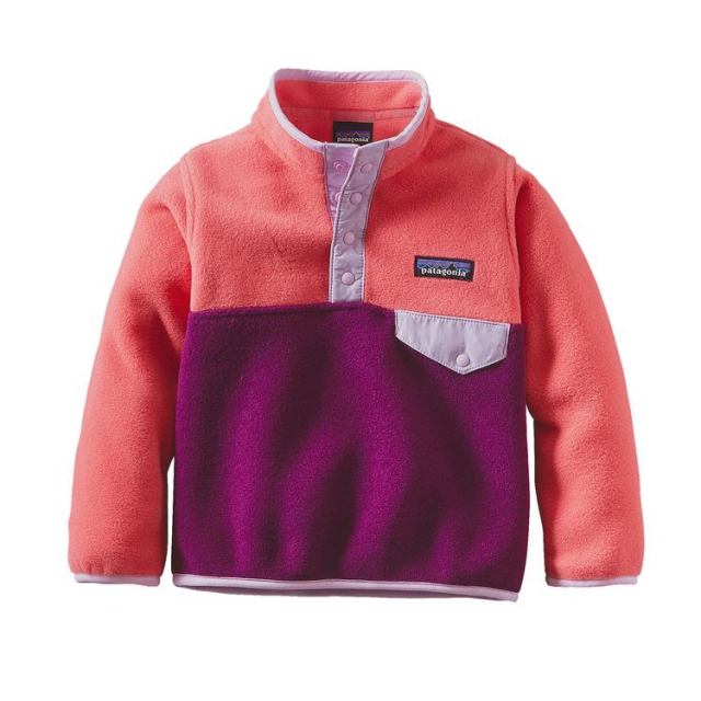 Patagonia - Baby Lightweight Synchillailla Snap-T Pullover