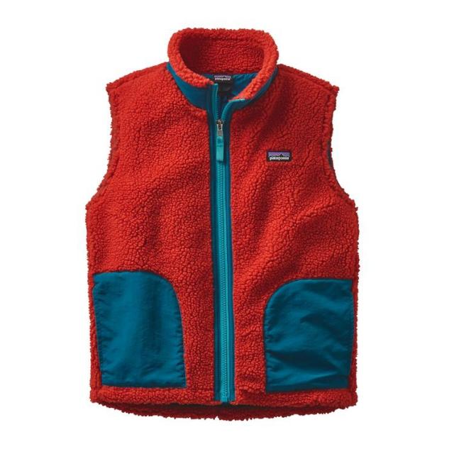 Patagonia - Kid's Retro-X Vest