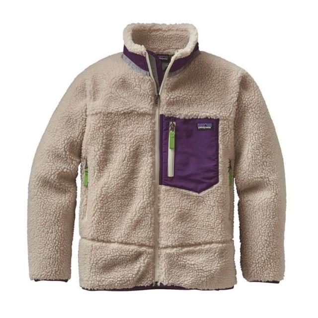 Patagonia - Boys' Retro-X Jacket