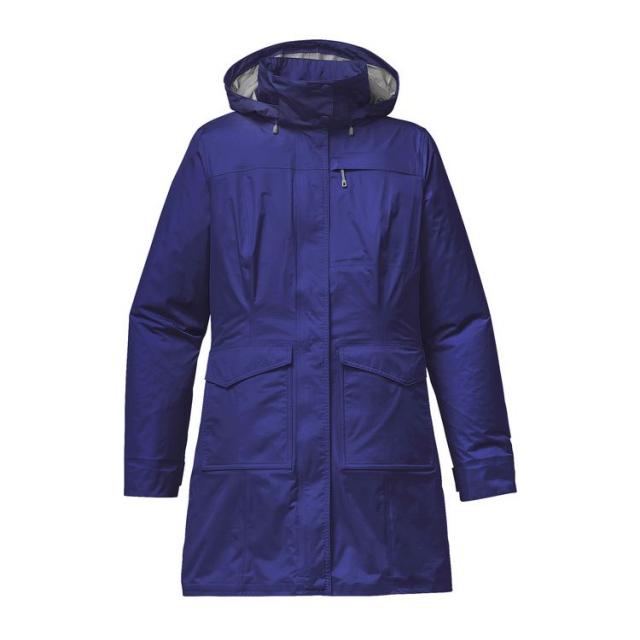 Patagonia - Women's Torrentshell City Coat