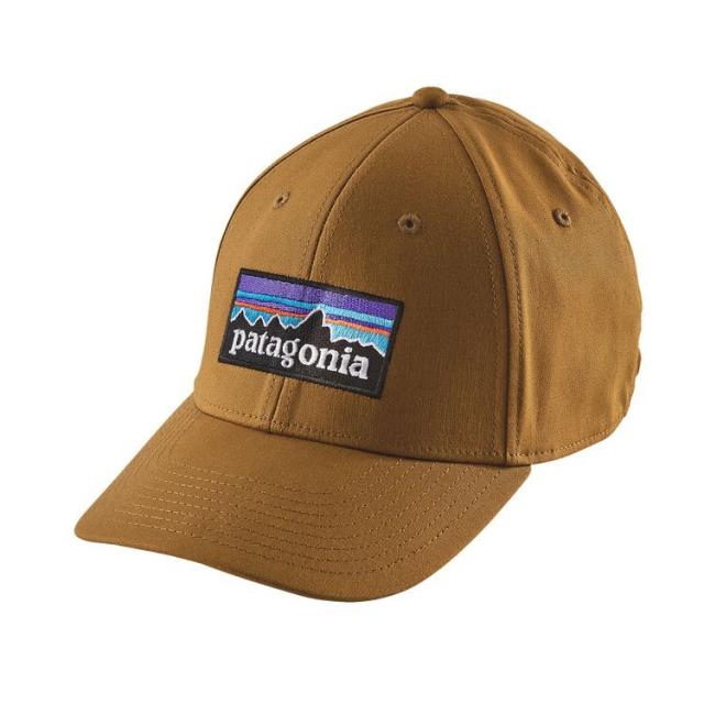 Patagonia - P-6 Logo Stretch Fit Hat