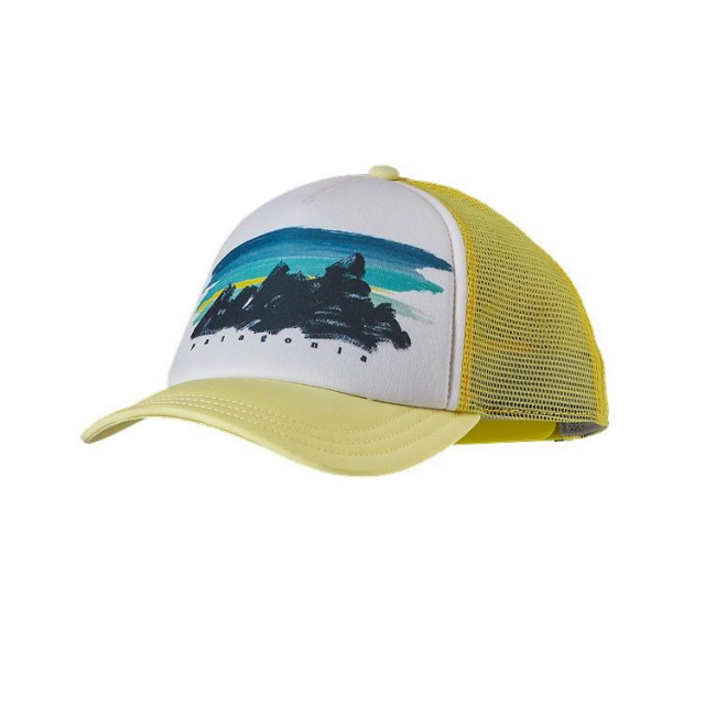 Patagonia - Women's Painted Fitz Roy Interstate Hat