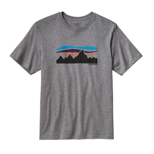 Patagonia - Men's Fitz Roy Banner Cotton T-Shirt