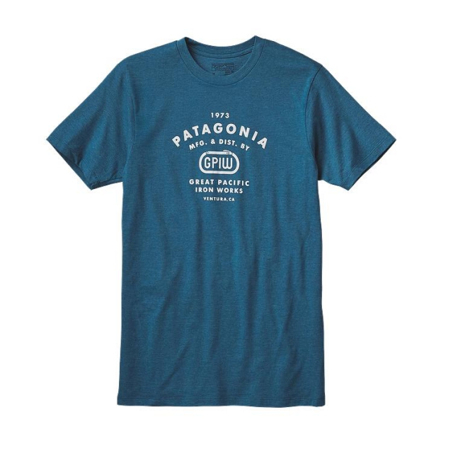 Patagonia - Men's GPIW Biner Cotton/Poly T-Shirt