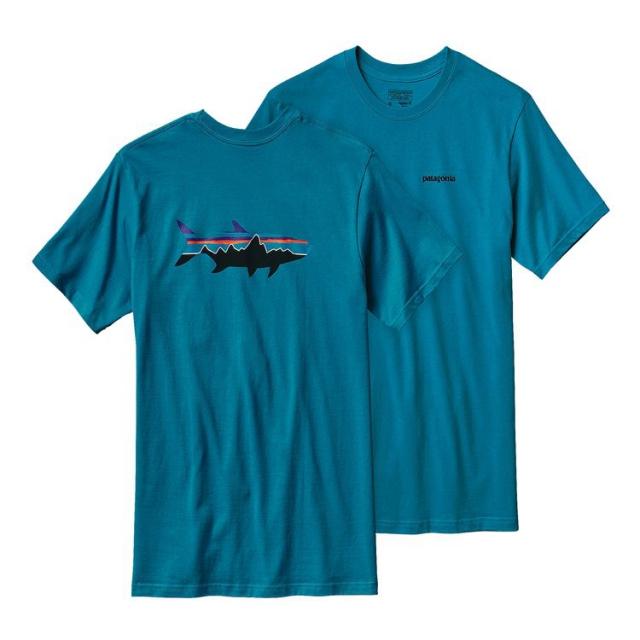 Patagonia - Men's Fitz Roy Tarpon Cotton T-Shirt