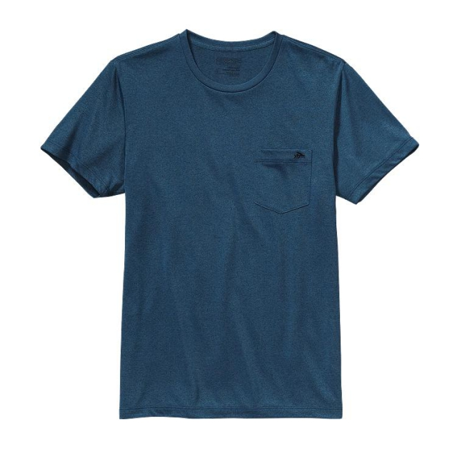 Patagonia - Men's Flying Fish Rec. Poly Pocket Responsibili-Tee