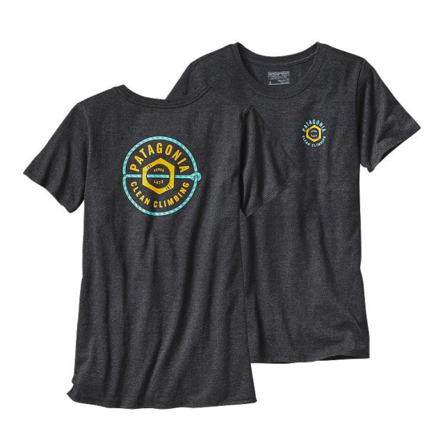 Patagonia - Women's Trad Lasso Recycled Cotton/Poly Responsibili-Tee