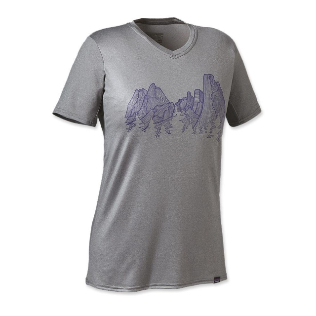 Patagonia - Women's Cap Daily Graphic T-Shirt