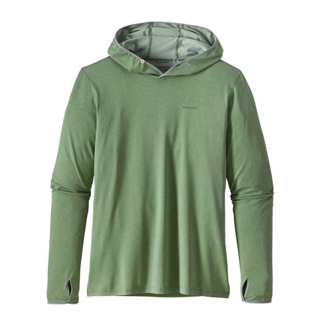 Patagonia - Men's Tropic Comfort Hoody II