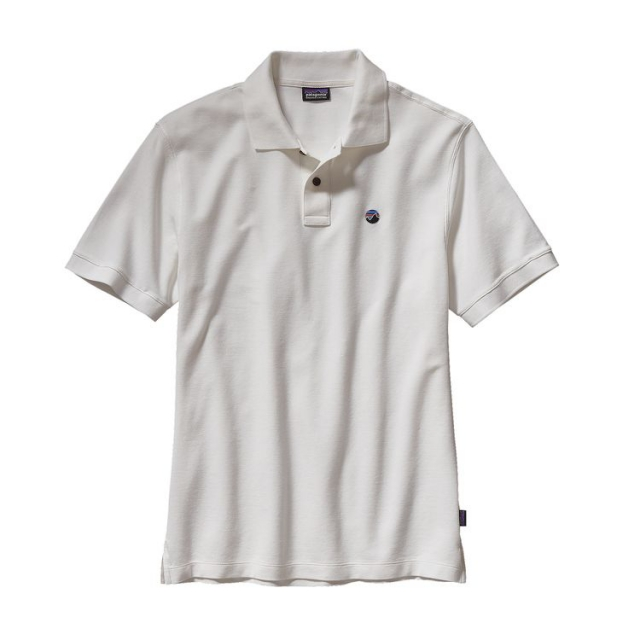Patagonia - Men's Fitz Roy Emblem Polo