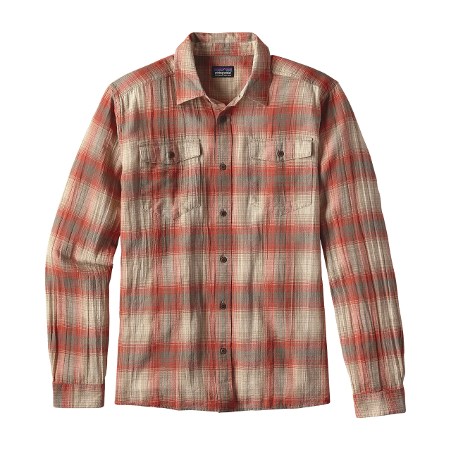 Patagonia - Men's L/S Steersman Shirt