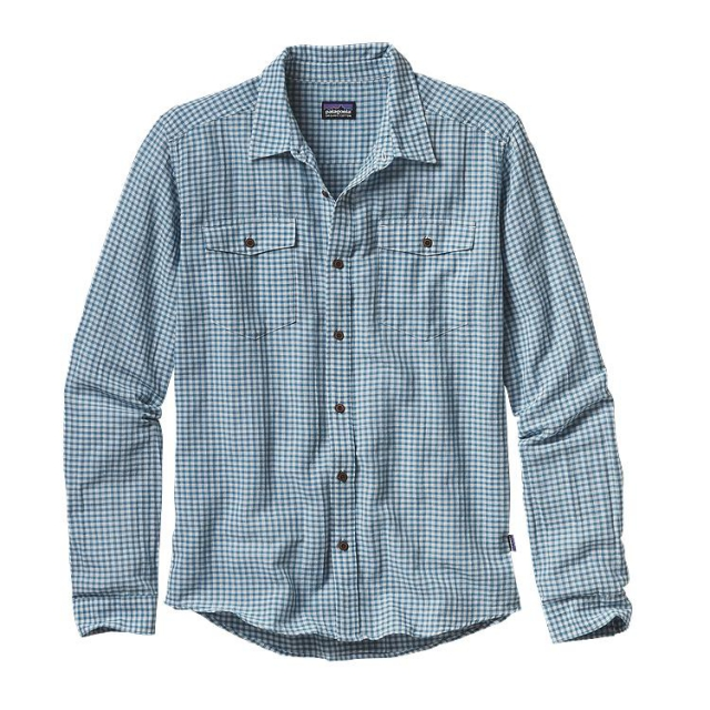 Patagonia - Men's Long-Sleeved Steersman Shirt