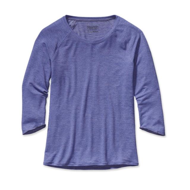 Patagonia - Women's Glorya 3/4 Sleeve Top
